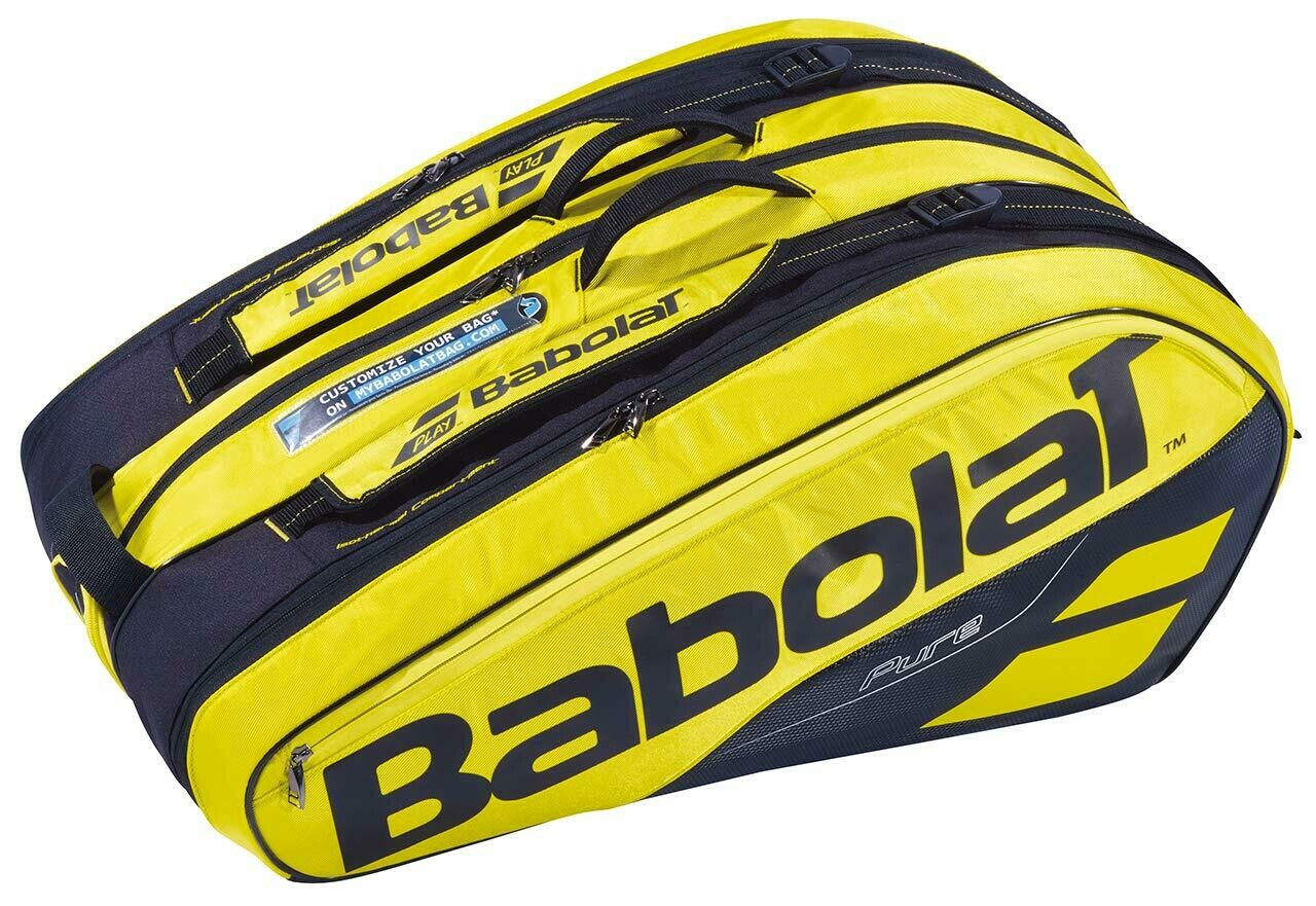 Babolat RHx12 Pure Aero (Yellow, Black)