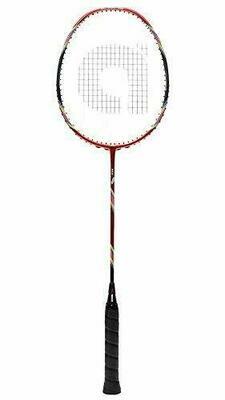 Apacs Lethal 68 Badminton Racket-Red