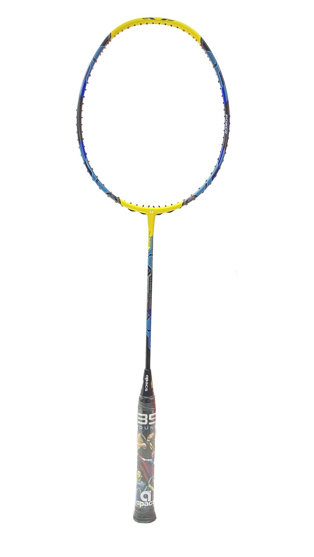 Apacs La Nano 729 Power Black/Yellow Badminton Racquet