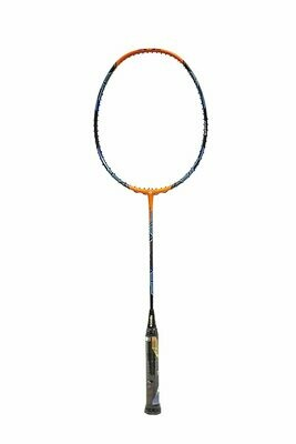 Apacs La Nano 729 Power Black/Orange Badminton Racquet