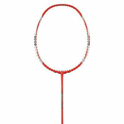 Apacs Edge S10 4U Badminton Racquet Red