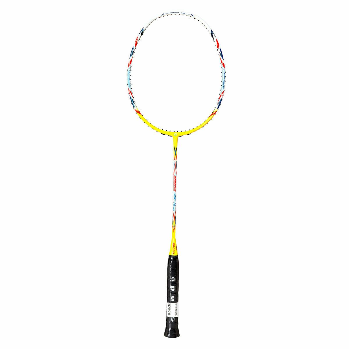 Apacs Infinitus 25 Badminton Racquet- with Full Cover