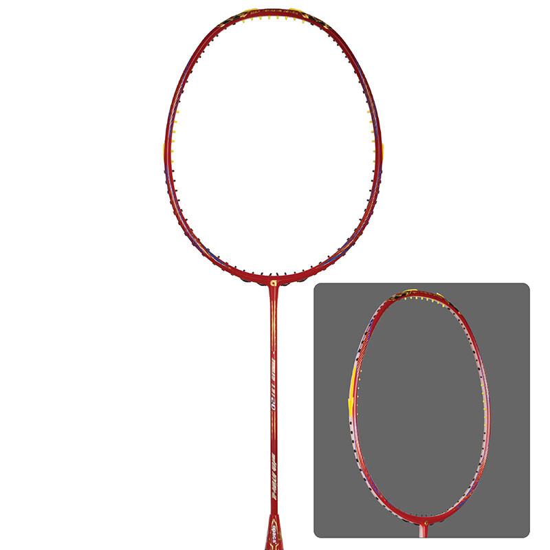 Apacs Ziggler LHI 20 Red Badminton Racket