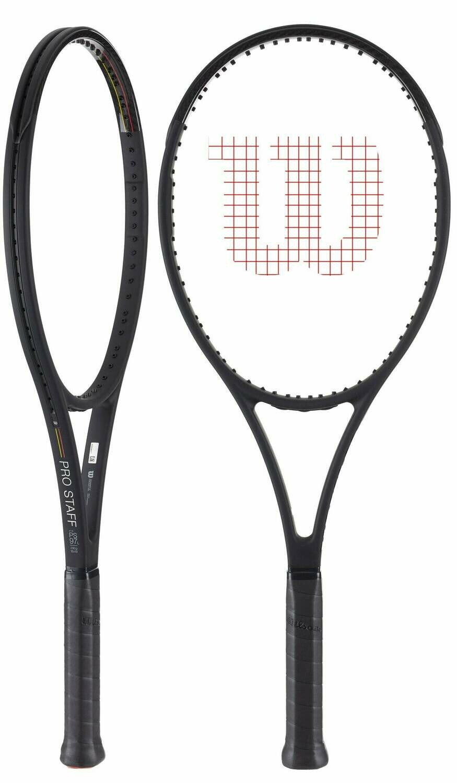 Wilson Pro Staff 97L v13 Tennis Racquet-( 4 3/8)