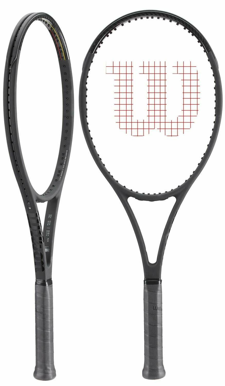 Wilson Pro Staff 97UL V-13 Tennis Racquet- (Grip- 4 1/4)