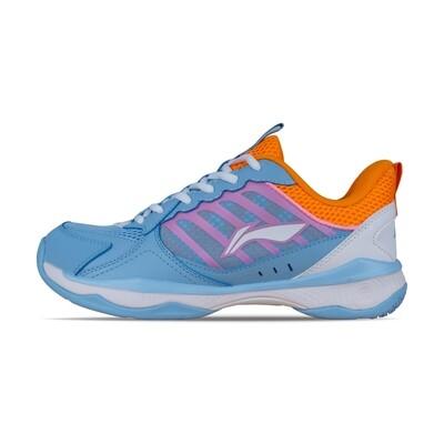 LI-NING Halberd II Lite Blue Non Marking Professional Badminton Shoes- AYTQ028-2S