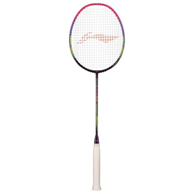 LI-NING Windstorm 72 Purple/Pink Badminton Racquet