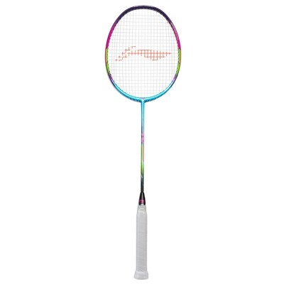 LI-NING WINDSTORM 72 - BLUE/PURPLE Badminton Racquet