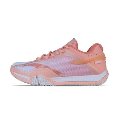 LI-NING Saga Lite 2020 PinkNon Marking Professional Badminton Shoes- AYTQ022- 2S