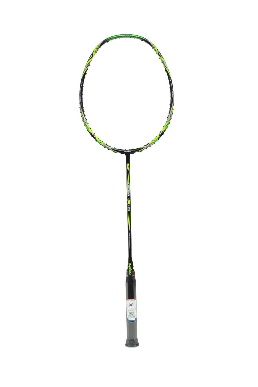 MaxBolt Nezer X-19 Green Badminton Racket- with Full Cover