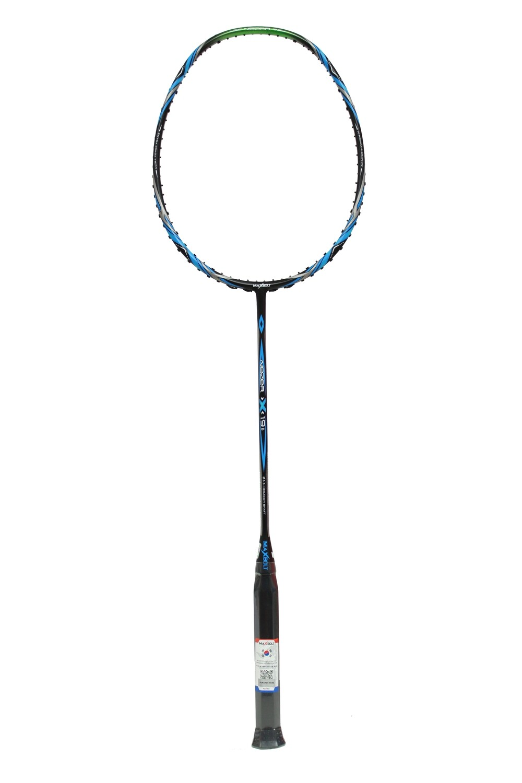 MaxBolt Nezer X-19 Blue Badminton Racket- with Full Cover