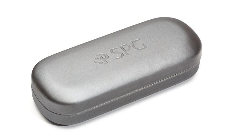 Футляр SPG Medium серый