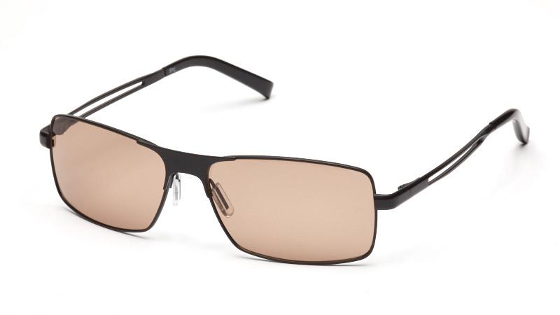 """Очки для водителя """"солнце"""" AS065 черный"""