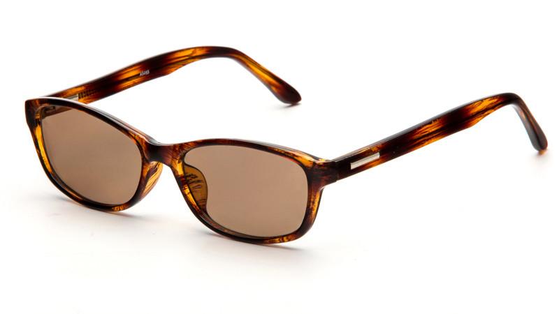 """Очки для водителя """"солнце"""" AS055 леопардовый"""
