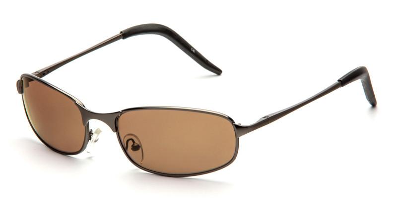 "Очки для водителя ""солнце"" AS005 темно-серый"