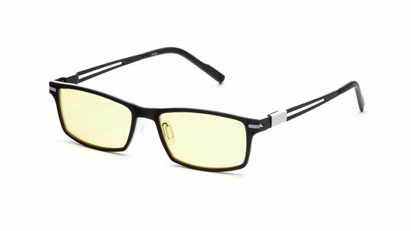Очки для компьютера AF070 черно-белый