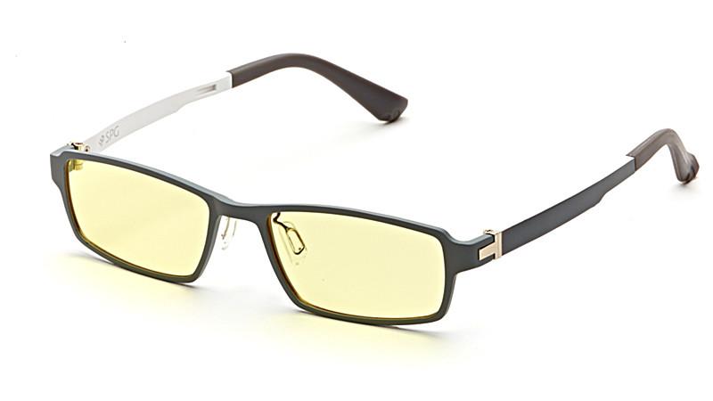 Очки для компьютера AF058 серо-белый