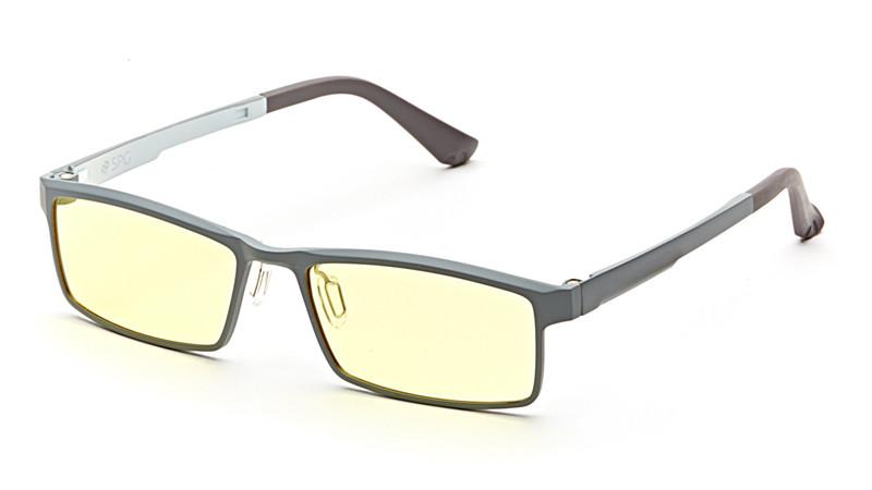 Очки для компьютера AF059 серо-белый