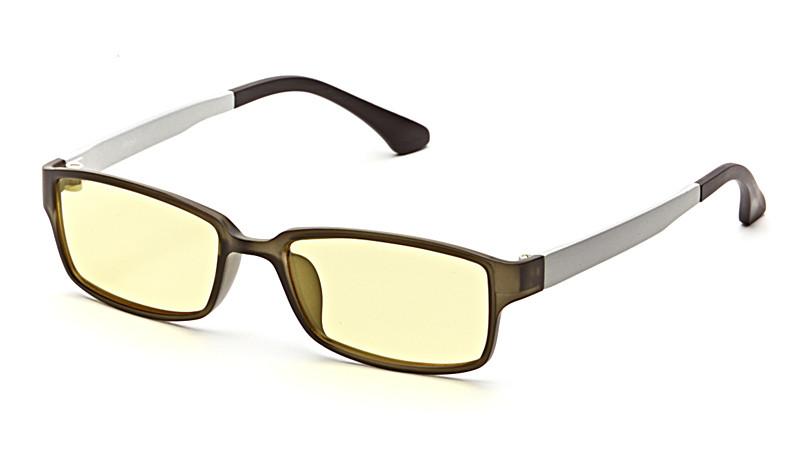 Очки для компьютера AF053 черно-серебристый