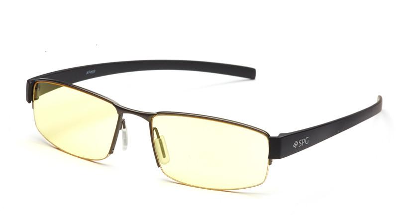 Очки для компьютера AF092 темно-серый