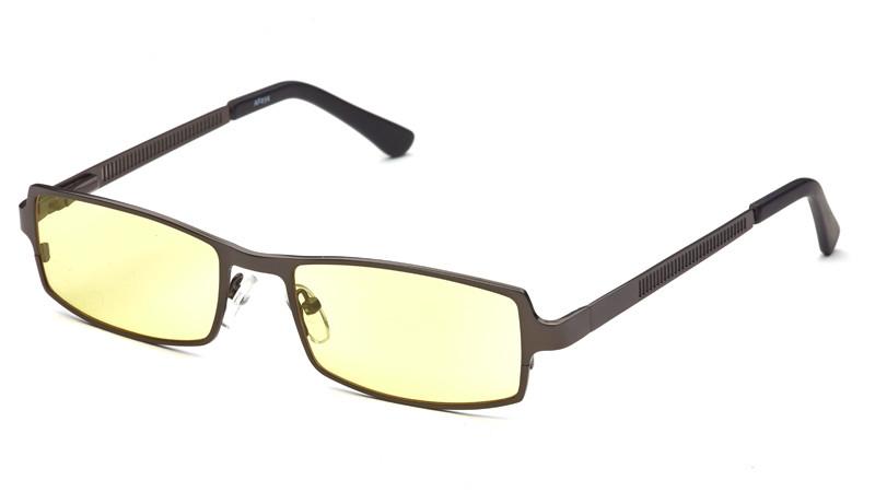 Очки для компьютера AF034 темно-серый