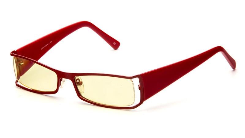 Очки для компьютера AF022 красный