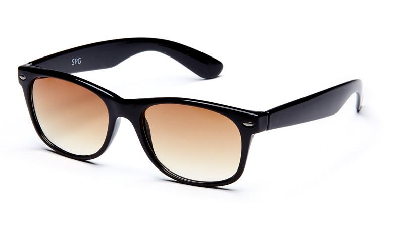 Солнцезащитные очки градиент AS039 черный