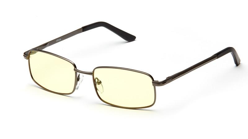 Очки для компьютера AF024 темно-серый