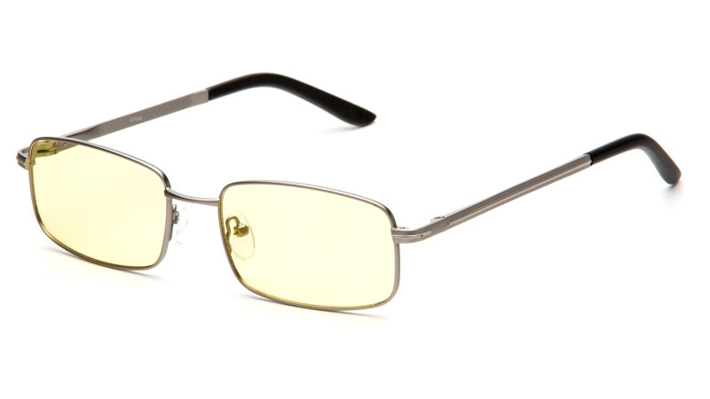 Очки для компьютера AF024 серебро