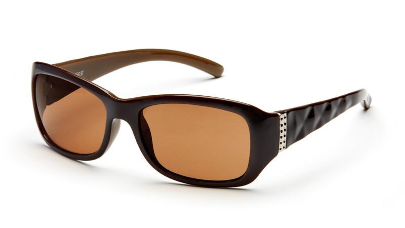 Солнцезащитные очки AS037 коричнево-бежевый