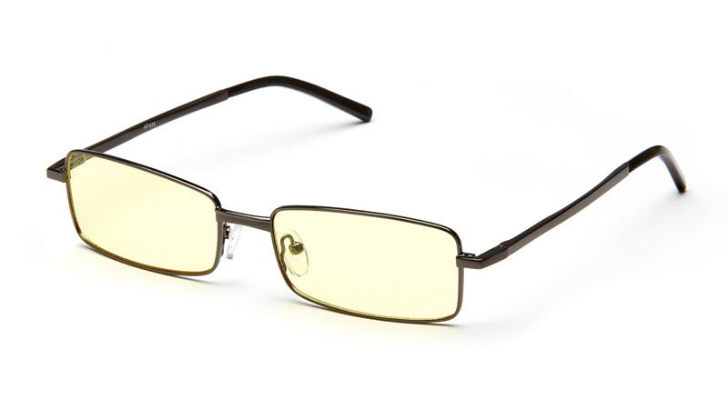 Очки для компьютера AF025 темно-серый