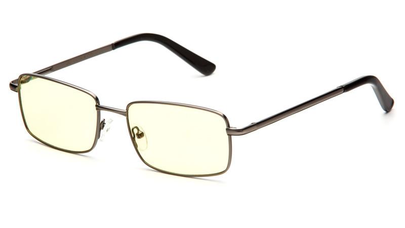 Очки для компьютера AF027 темно-серый