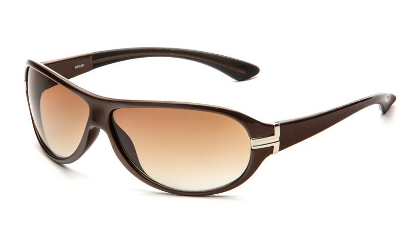 Солнцезащитные очки градиент AS030 шоколадный