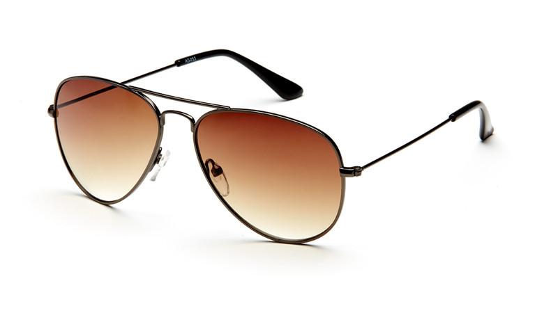 Солнцезащитные очки градиент AS053 темно-серый