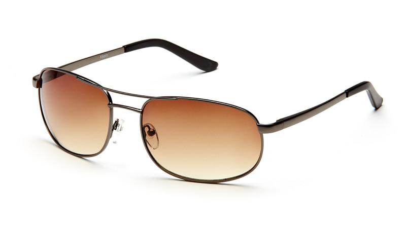 Солнцезащитные очки градиент AS017 темно-серый