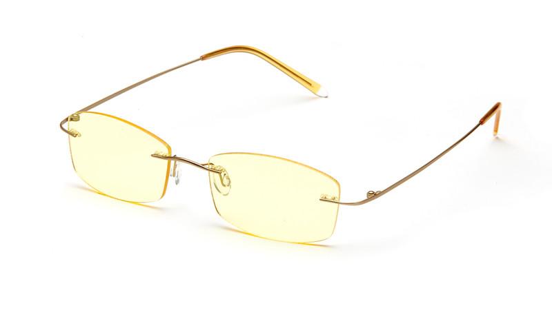 Очки для компьютера AF002 золото