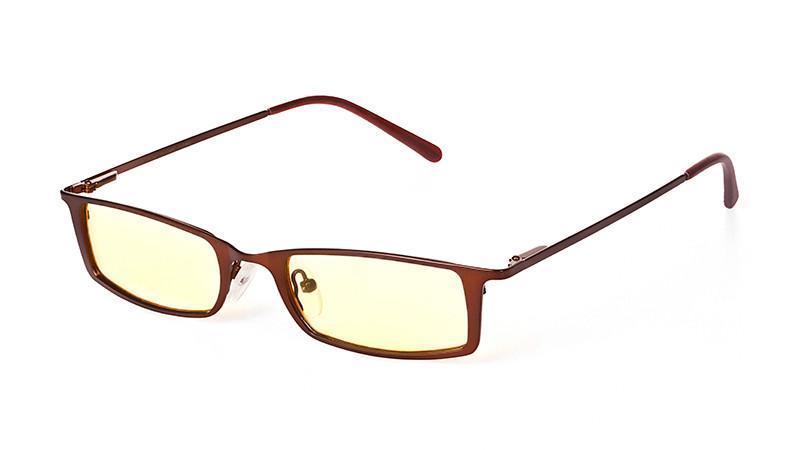 Очки для компьютера AF005 коричневый