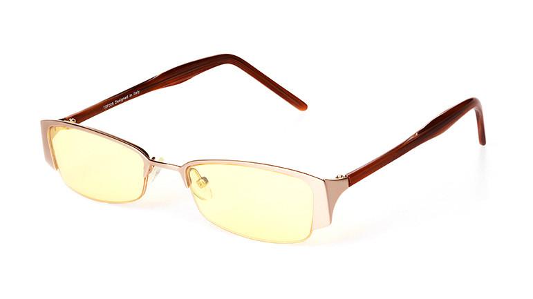 Очки для компьютера AF006 золото