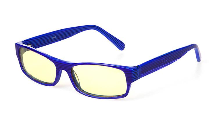 Очки для компьютера AF043 фиолетово-синий