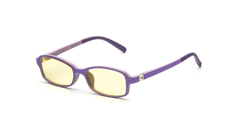 Очки для компьютера детские AF050 фиолетовый