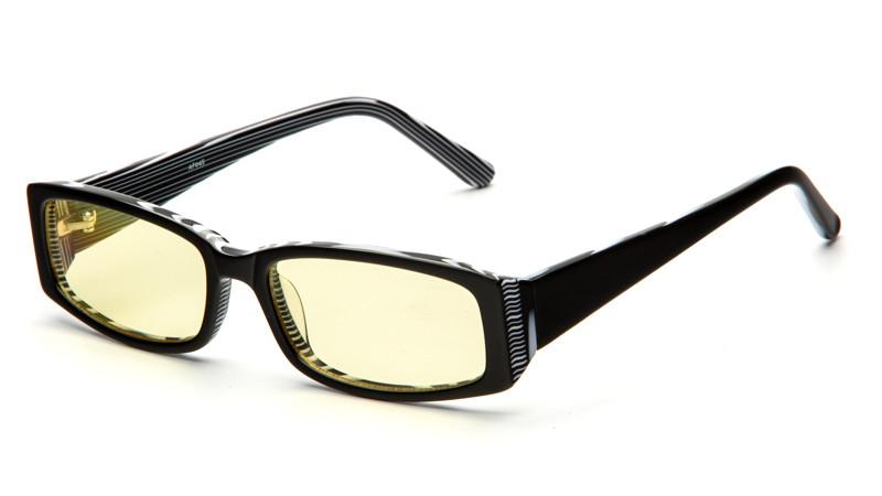 Очки для компьютера AF045 черно-белый