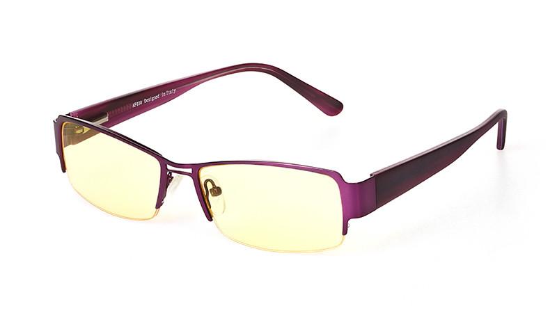 Очки для компьютера AF038 фиолетовый