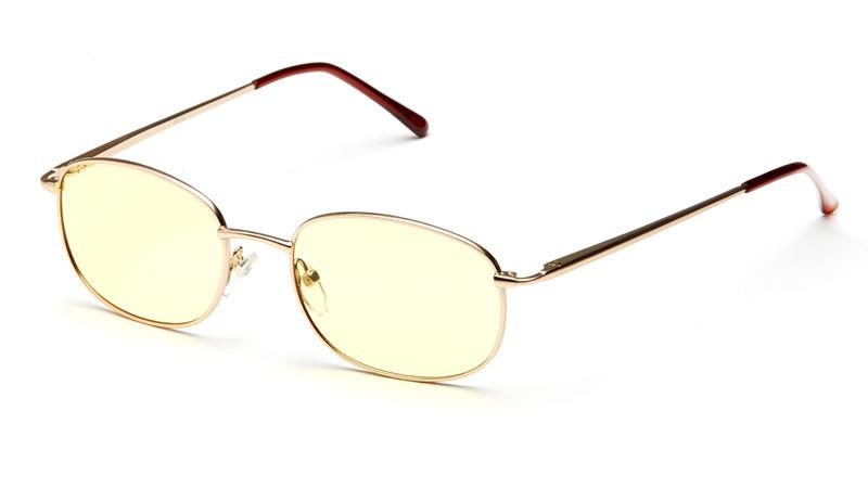 Очки для компьютера AF016 золото