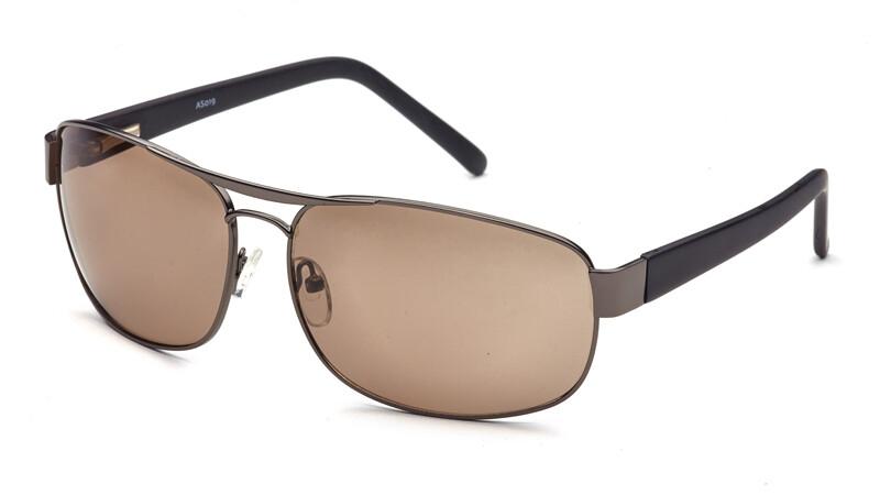 """Водительские очки """"солнце"""" AS019 темно-серый"""