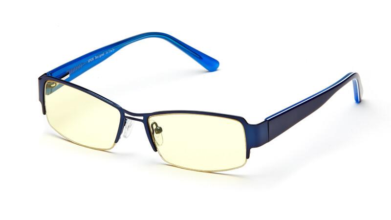 Очки для компьютера AF038 синий