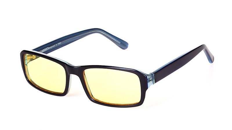 Очки для компьютера AF042 черно-синий