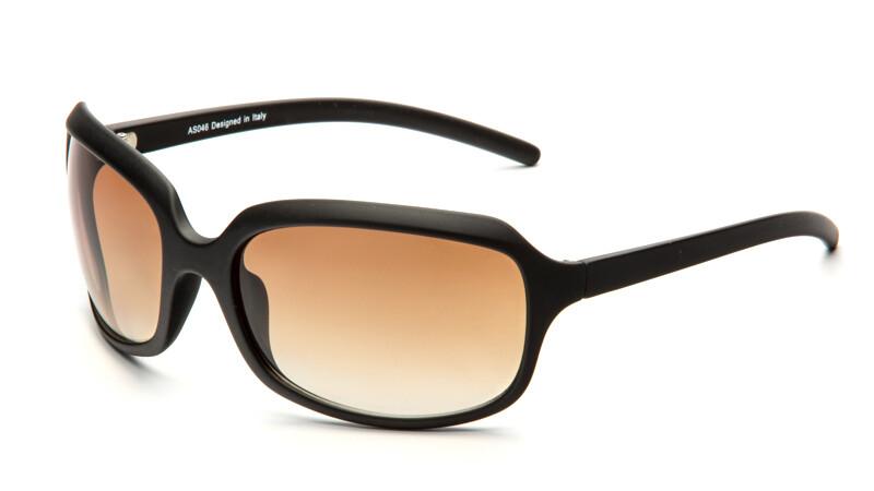 Солнцезащитные очки градиент AS046 черный