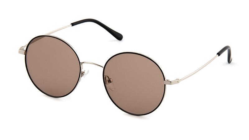 Солнцезащитные очки AS066 черно-серебристый