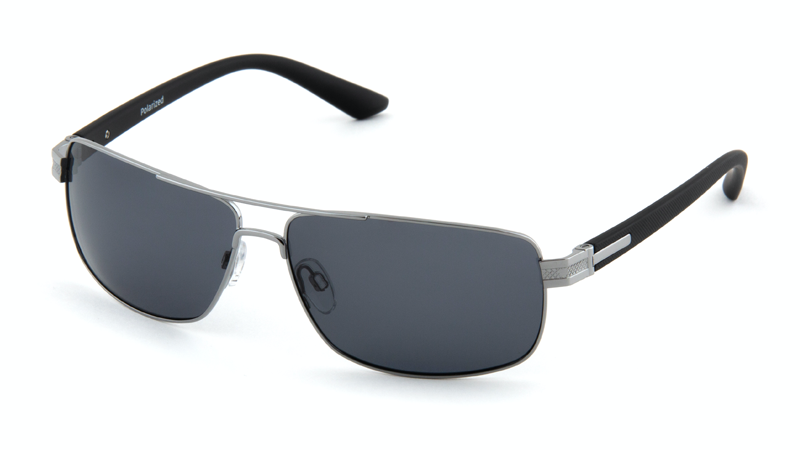 Очки для вождения и рыбалки POLARMASTER, PL02 L2 серо-черный
