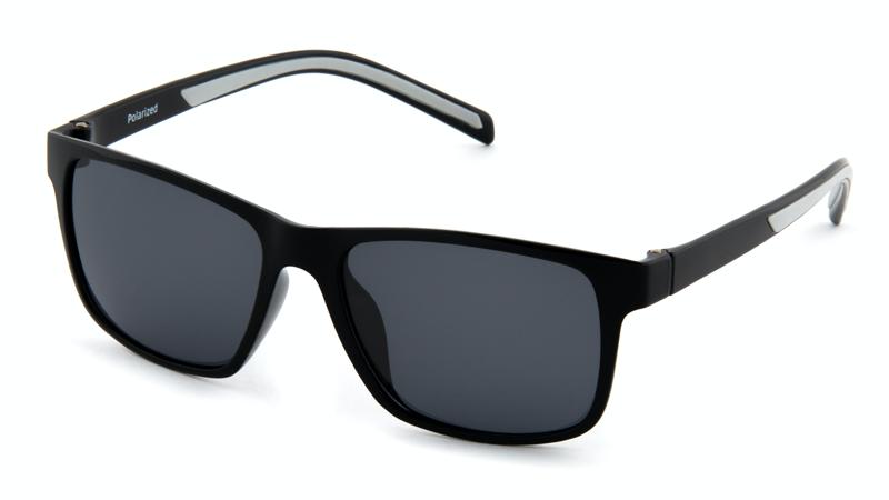 Очки для вождения и рыбалки POLARMASTER, PL04 L2 черно-серый